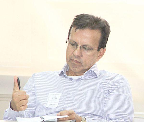 Luis Albeiro Villaquirán, director de la Corporación Autónoma Regional del Cauca (CRC).